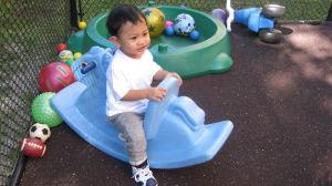 Outside-play