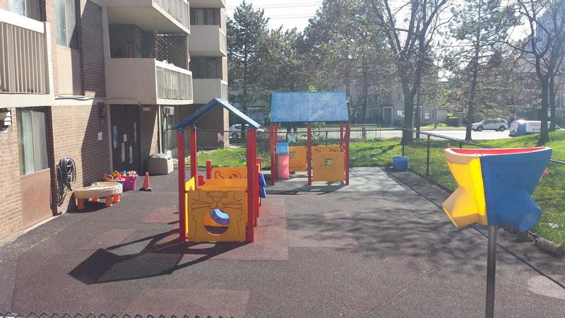 Kimbercroft playground